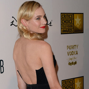 Diane Kruger in Nina Ricci LBD at TV Critics Choice Awards