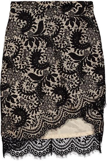 Lover Sara lace skirt