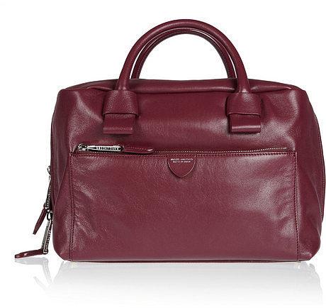 Marc Jacobs Prince Small Antonia leather bowling bag