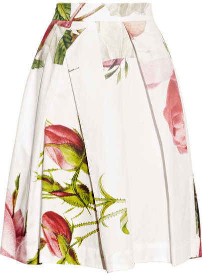 Vivienne Westwood Anglomania Liberty floral-print cotton skirt