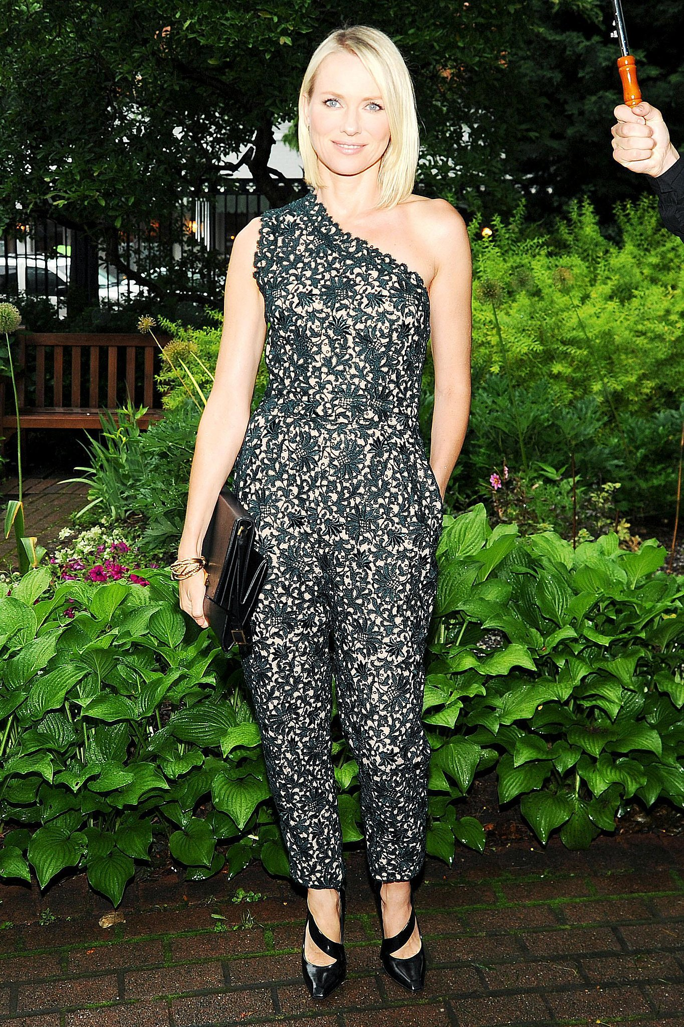 Naomi Watts at Stella McCartney's Resort 2014 presentation in New York. Source: Billy Farrell/BFAnyc.com
