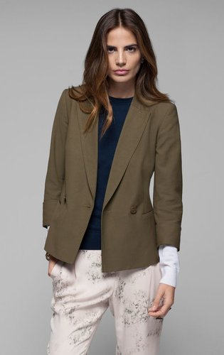Bastian Stretch Cotton Jacket