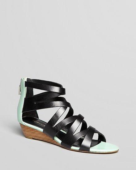 Rebecca Minkoff Demiwedge Sandals - Bonnie