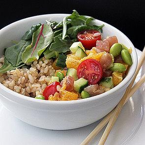 Healthy Sushi Bowl Recipe
