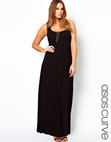 ASOS CURVE Exclusive Tank Maxi Dress