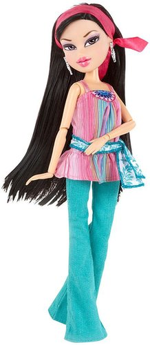 Bratz Totally Polished Doll- Jade