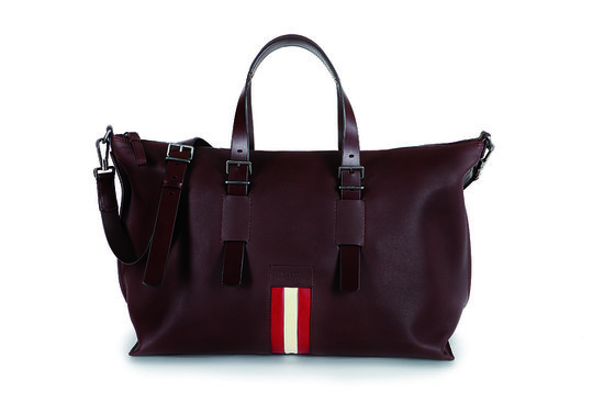 Bally Stripe Capsule Collection 2013
