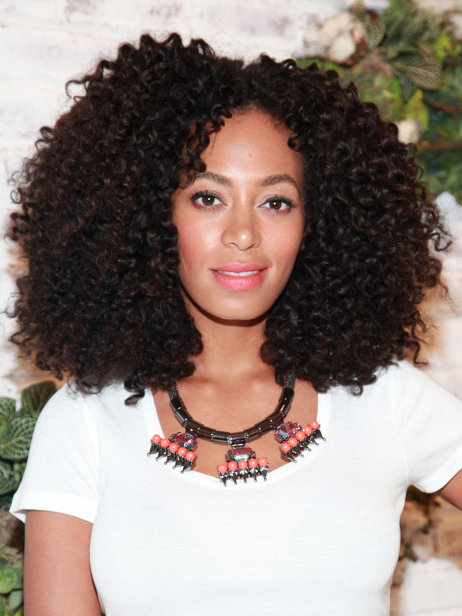 Polished Afro