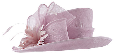 John Lewis Izzy Medium Brim Occasion Hat