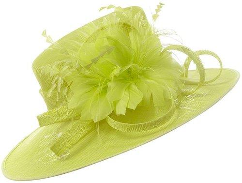 Untold Lynette mid brim hat