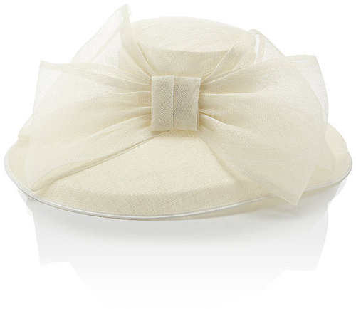 Nigel Rayment Oversized Bow Hat