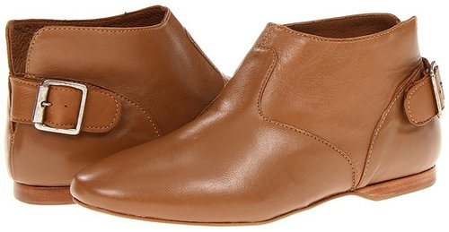 Report - Georgiana (Dark Tan) - Footwear