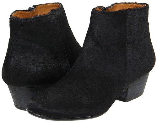 Kelsi Dagger - Trulux Bootie (Black Hair on Pony) - Footwear