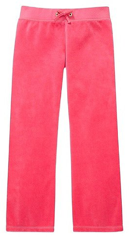 Girls Original Pant in Velour