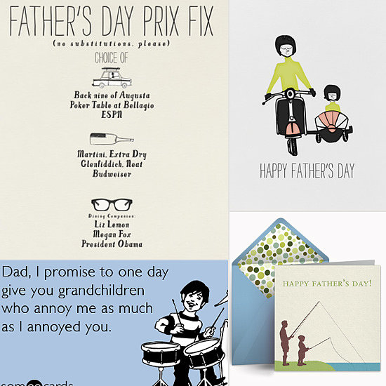 Mom Fathers Day Card Father's Day Cards | Popsugar