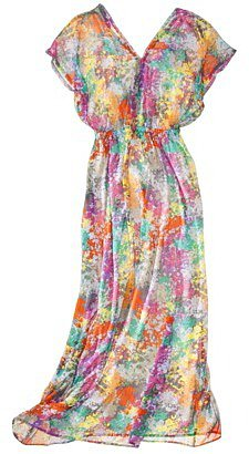 Mossimo® Womens Chiffon Maxi Dress  - Assorted Prints