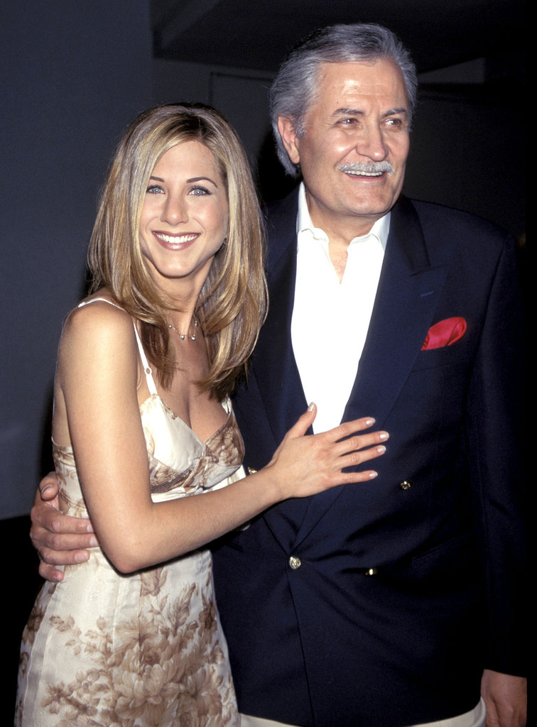 John and Jennifer Aniston