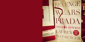 Lauren Weisberger Talks Jeans, Heels, and Revenge Wears Prada