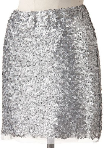 Lc lauren conrad sequin skirt