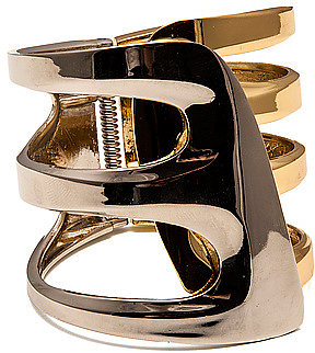 *MKL Accessories The Mixed Metal Cuff
