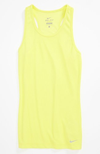 Nike 'Rally' Tank Top (Big Girls)
