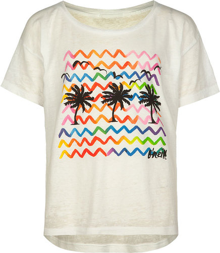O'NEILL 3 Palm Girls Tee