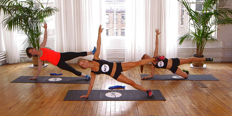 10-Minute Tush-Toning Workout Straight From Kelly Ripa's Trainer