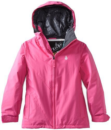 Volcom Girls 7-16 Bird Insulated Jacket