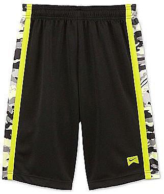 Nike® Action Camo Print Shorts - Boys 4-20