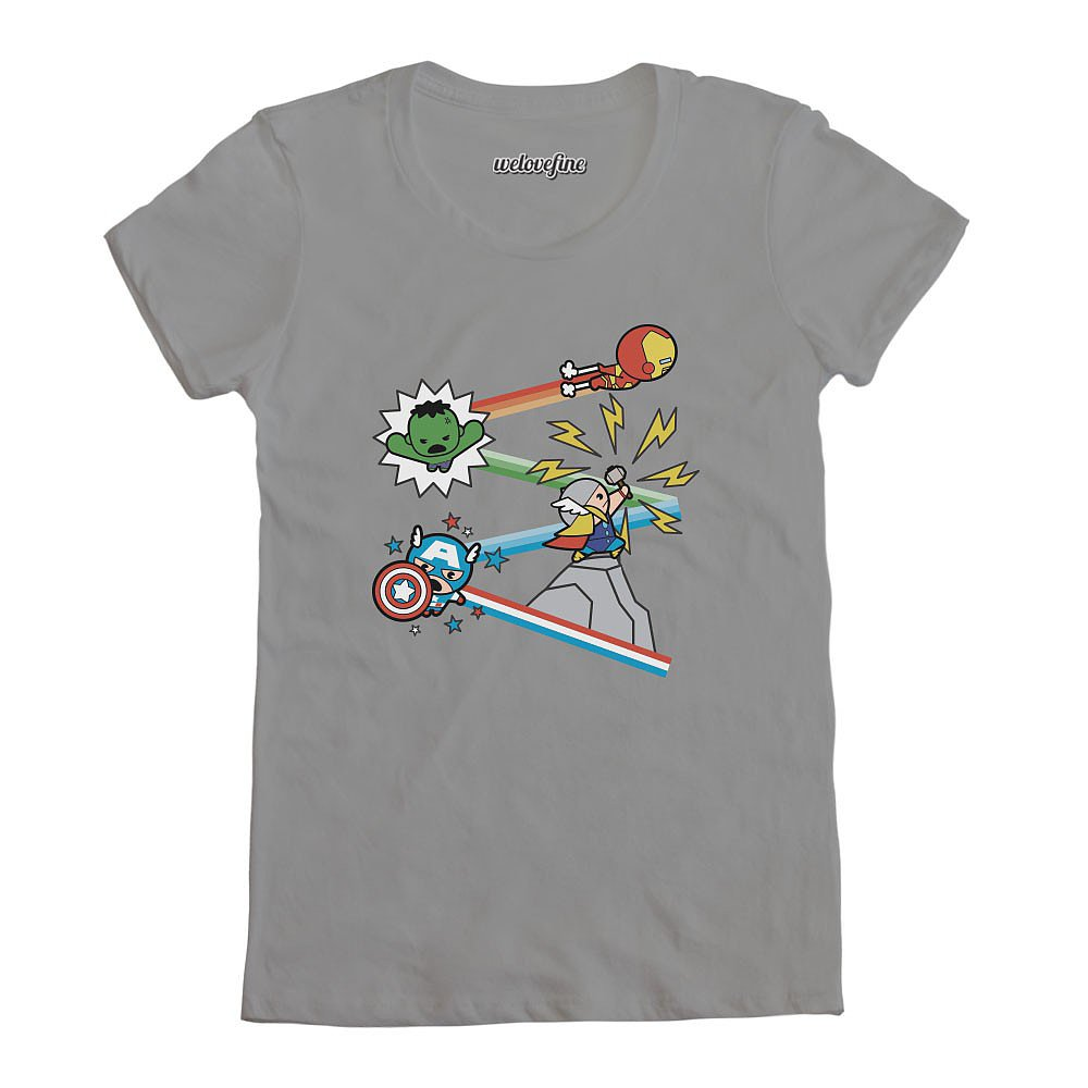 Avengers assemble — into one t-shirt ($25).