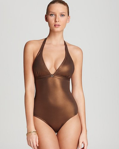 OndadeMar Swimsuit - Metallic One Piece