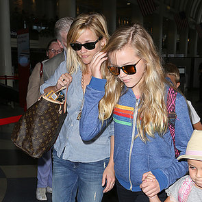 Reese Witherspoon With Ava and Deacon | Photos