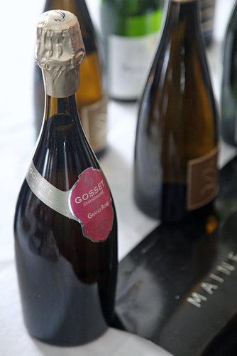 Gosset Champagne Grand Rosé