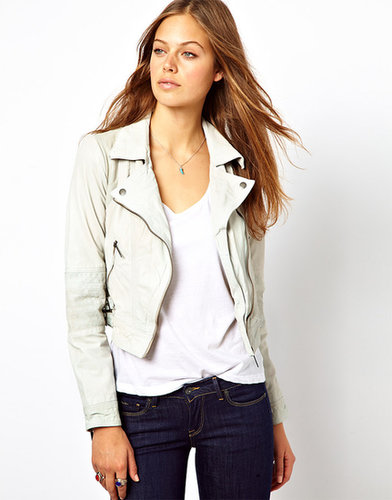 Pepe Jeans Leather Jacket