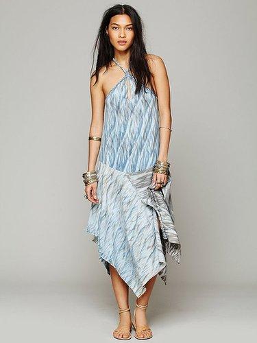 Drop Waist Jersey Dress