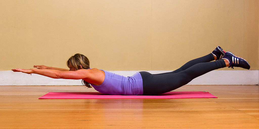 Yoga Pose Spinal Cord