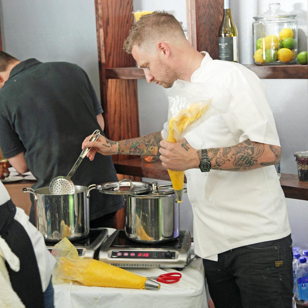 Chef Michael Voltaggio