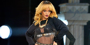 See the Swatches! Rihanna's New MAC Collection Is Here