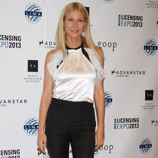 Gwyneth Paltrow at the 2013 Licensing Expo | Pictures