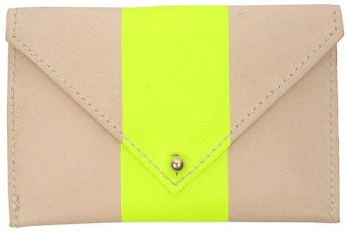 Clare Vivier La Pochette / Yellow