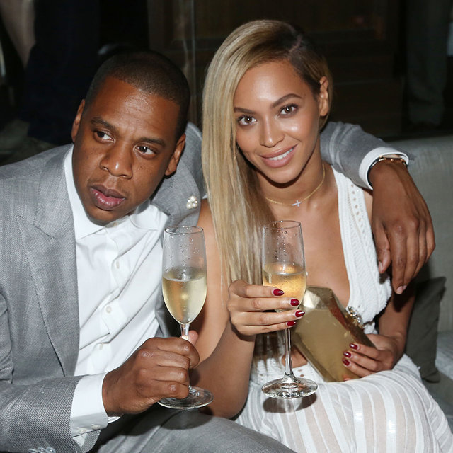 Beyonce and Jay-Z Celebrate 40/40 Club Anniversary in NYC