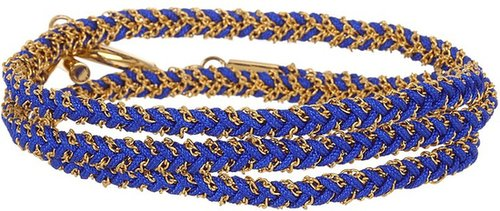gorjana - Kingston Wrap Bracelet (Royal Blue) - Jewelry
