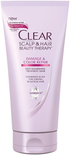 Clear Damage & Color Repair Deep Nourishing Treatment Mask