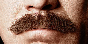 Ron Burgundy's Moustache Is Front and Centre in the Anchorman 2 Poster