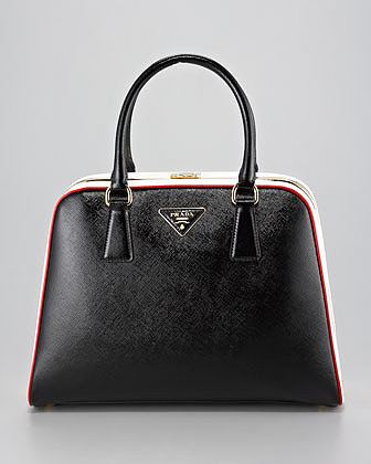 Prada Pyramid Frame Bag