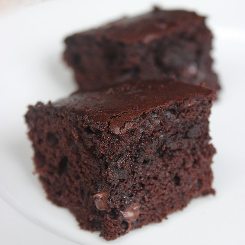 Slimmed-Down Brownie Recipe