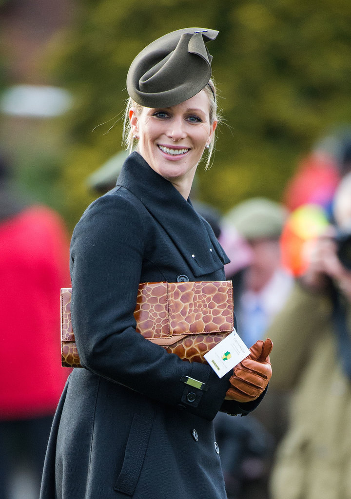 First Cousin Once Removed: Zara Phillips