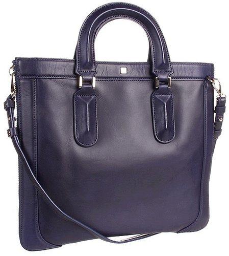 Pour La Victoire - Rhodes SLG Portfolio (Navy) - Bags and Luggage