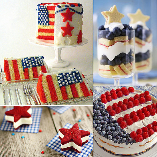 Fourth Of July Desserts For Kids Popsugar Moms