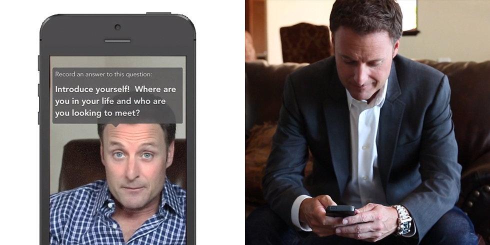 Chris Harrison Introduces First-Ever Video Dating App